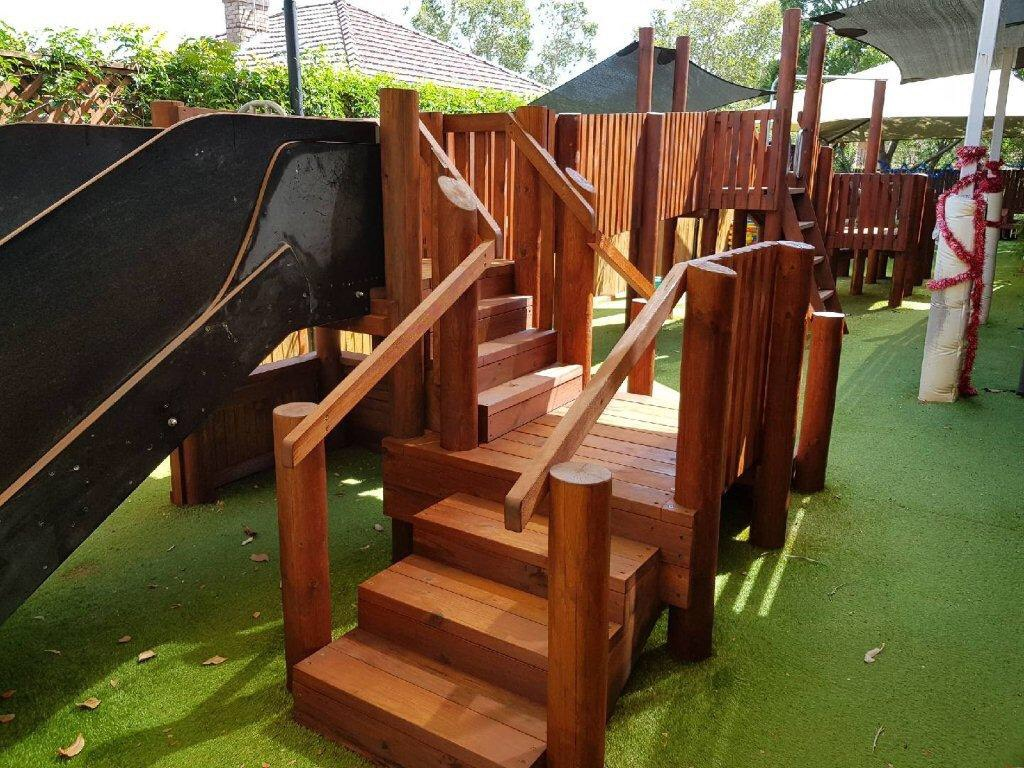 Childcare & Preschools Renovations & Playgrounds | Nicholas Carpentry