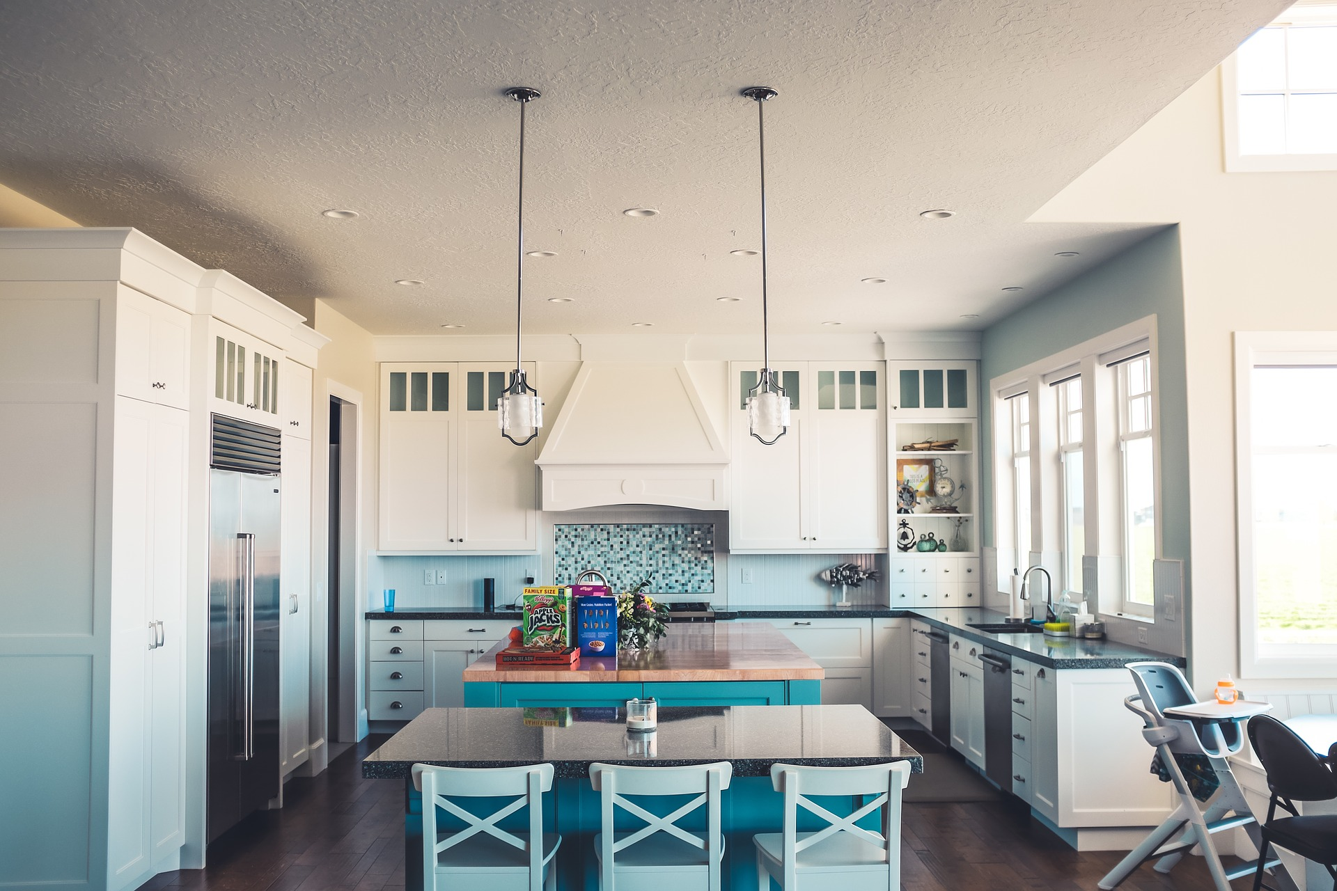 Which Modern Kitchen Layout Is The Most Functional Nicholas Carpentry