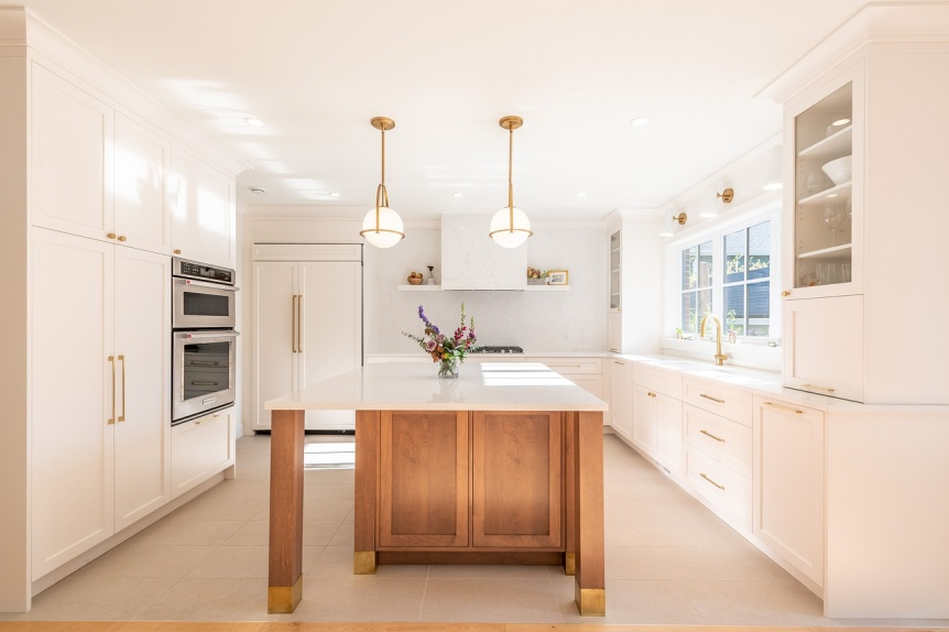 What Is The Most Popular Kitchen Cabinet Style   Nicholas Carpentry