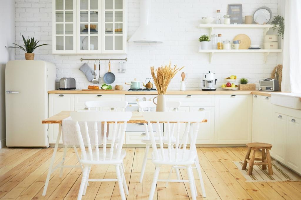Maximise Small Kitchen | Nicholas Carpentry
